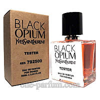 Тестер Yves Saint Laurent Black Opium (Ив Сен Лоран Блэк Опиум), 50 мл (лицензия ОАЭ)