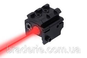 Лазерный целеуказатель ЛЦУ JG11 Bassell красный луч