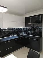 Кухня фасады акрил