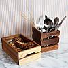 Комплект для сервировки Кантрі Берест/Черешня Lasco, фото 2