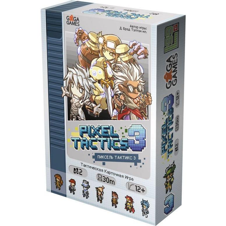 Пиксель Тактикс 3 настольная игра