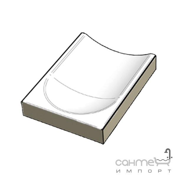 Плитка для бассейна Rako Плитка (водовод) Rako Pool XPE58023 матовая гладкая