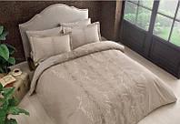 Двуспальное евро постельное белье TAC Mauna tas Сатин-Delux
