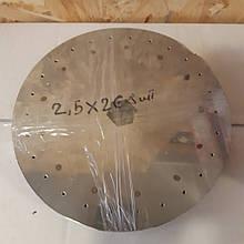 """Высевающий диск 2,5х26 """"Gaspardo"""" SP8."""