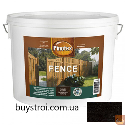 Pinotex FENCE Палисандр 10 литров