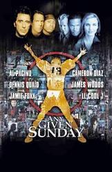 DVD-диск щонеділі (Аль Пачіно) (США, 1999)