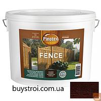 Pinotex FENCE Красное Дерево 10 литров