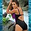 Качественный купальник с цветочным принтом MARKO M 378 NICOLE, фото 3