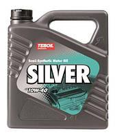 Масло моторное Teboil Silver 10W40 (п/синт) 4L, фото 1