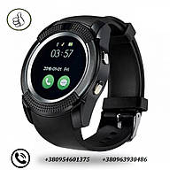 Смарт-часы Smart Watch V8 Black Original