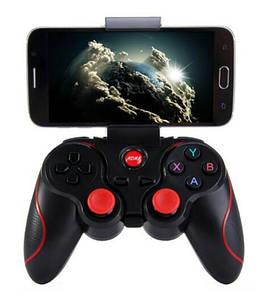 Игровой джойстик Gen Game S5 Bluetooth 3.0 для смартфона, беспроводной геймпад для планшетов, смартфонов (ИгрПрис_GenGame-S5)