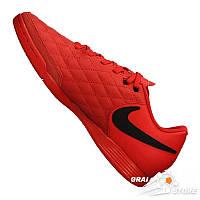 Футзалки Nike Tiempo LegendX 7 Academy 10R IN Red/Black