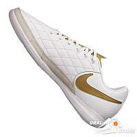 Футзалки Nike Tiempo Lunar LegendX 7 Pro 10R IN White/Gold