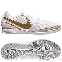 Футзалки Nike Tiempo LegendX VII Academy 10R IN White/Gold
