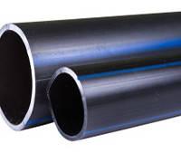 Труба ПЕ для водоснабжения, диаметр 32 мм, толщина стенки 2 мм, тип «С», режем кратно 5 м
