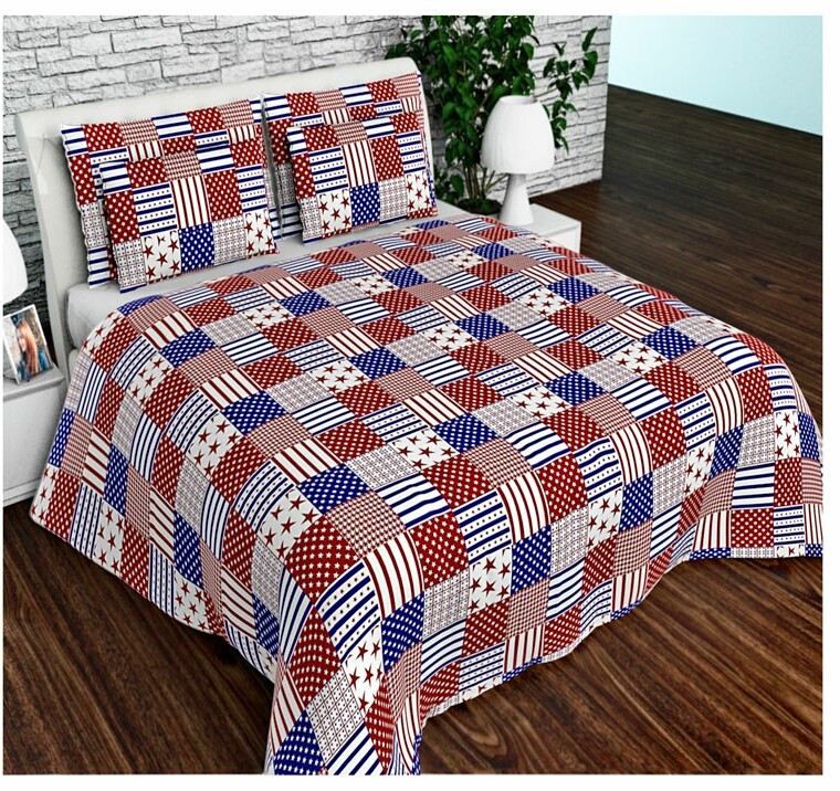 Комплект семейного постельного белья бязь голд (С-0247)