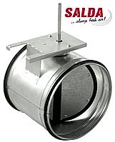SKG 150, SALDA, круглый клапан под привод
