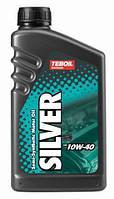 Масло моторное Teboil Silver 10W40 (п/синт) 1L, фото 1
