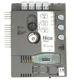 Встраиваемый блоком управления NICE SNA2