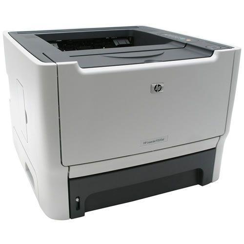 Принтер HP LaserJet P2015dn- Б/У