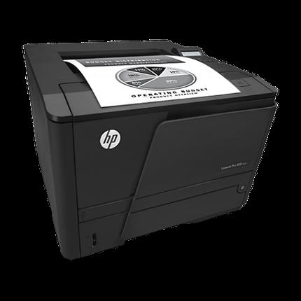 Принтер HP LaserJet Pro 400 M401d- Б/У, фото 2