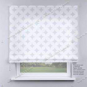 Римская фото штора Абстракция. Бесплатная доставка. Любой размер до 3,5х3,5м. Гарантия. Арт. 15-03-6