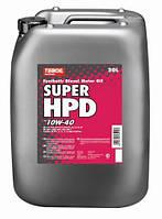 Масло моторное Teboil Super HPD 10W40 (синт)20л