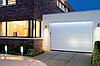 Ворота 2500х2500 гаражні M-гофр Woodgrain/Decocolor Hormann