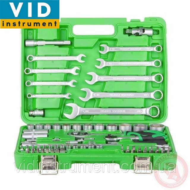 Набір інструментів Intertool ET-6082SP