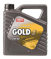 Масло моторное Teboil Gold S 5W-40 4L, фото 1