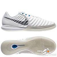 Футзалки Nike Tiempo Lunar LegendX VII Pro IC White/Blue