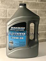 Масло моторное Quicksilver 4-stroke 10W30 4L (Mineral) 8M0086221