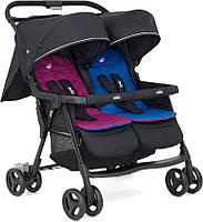 Прогулочная коляска для двойни Joie Aire Twin