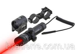 Лазерный целеуказатель JG1/3R Bassell красный луч