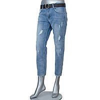 Женские джинсы-бойфренд FENDI, фото 1