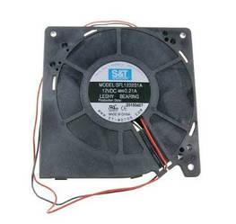 Вентилятор охлаждения индукции силового модуля для плиты Electrolux 3572680019