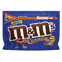 Драже M&M's caramel 272,2г, фото 1