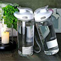 Бутылка для воды с бесконтактной поилкой ESLOE , фото 1