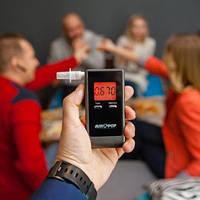 АлкотестерАлкоФор 205 для определения алкоголя в выдыхаемом воздухе с поверкой, фото 1
