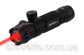 Лазерный целеуказатель ЛЦУ JG9/R Bassell красный луч