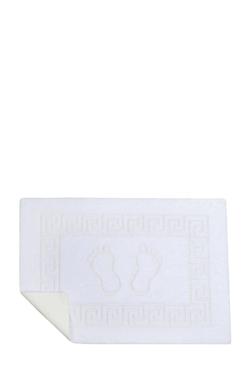 Коврик для ванной Lotus - 45*65 белый