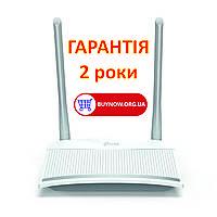 Беспроводной роутер маршрутизатор TP-Link TL-WR820N (N300, 1*FE WAN, 2*FE LAN, 2 антенны)