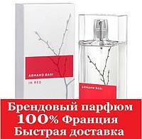Armand Basi In Red  Арманд Баси ин Ред люкс версия