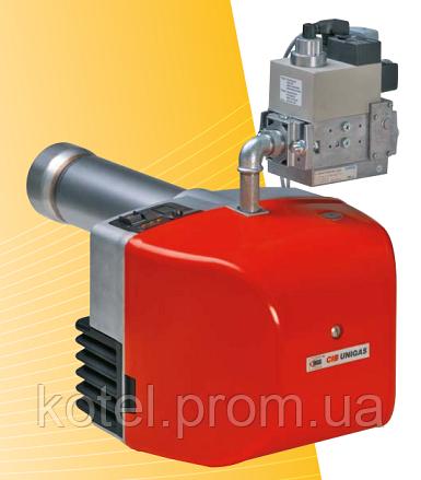 Газовые горелки вертикального термоблока Колви 240 Д