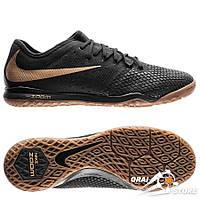 Футзалки Nike Zoom Hypervenom PhantomX III Pro IC Black/Gold