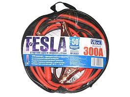 Провода прикуривателя 300 А 3м в чехле Pulso (-50°С)