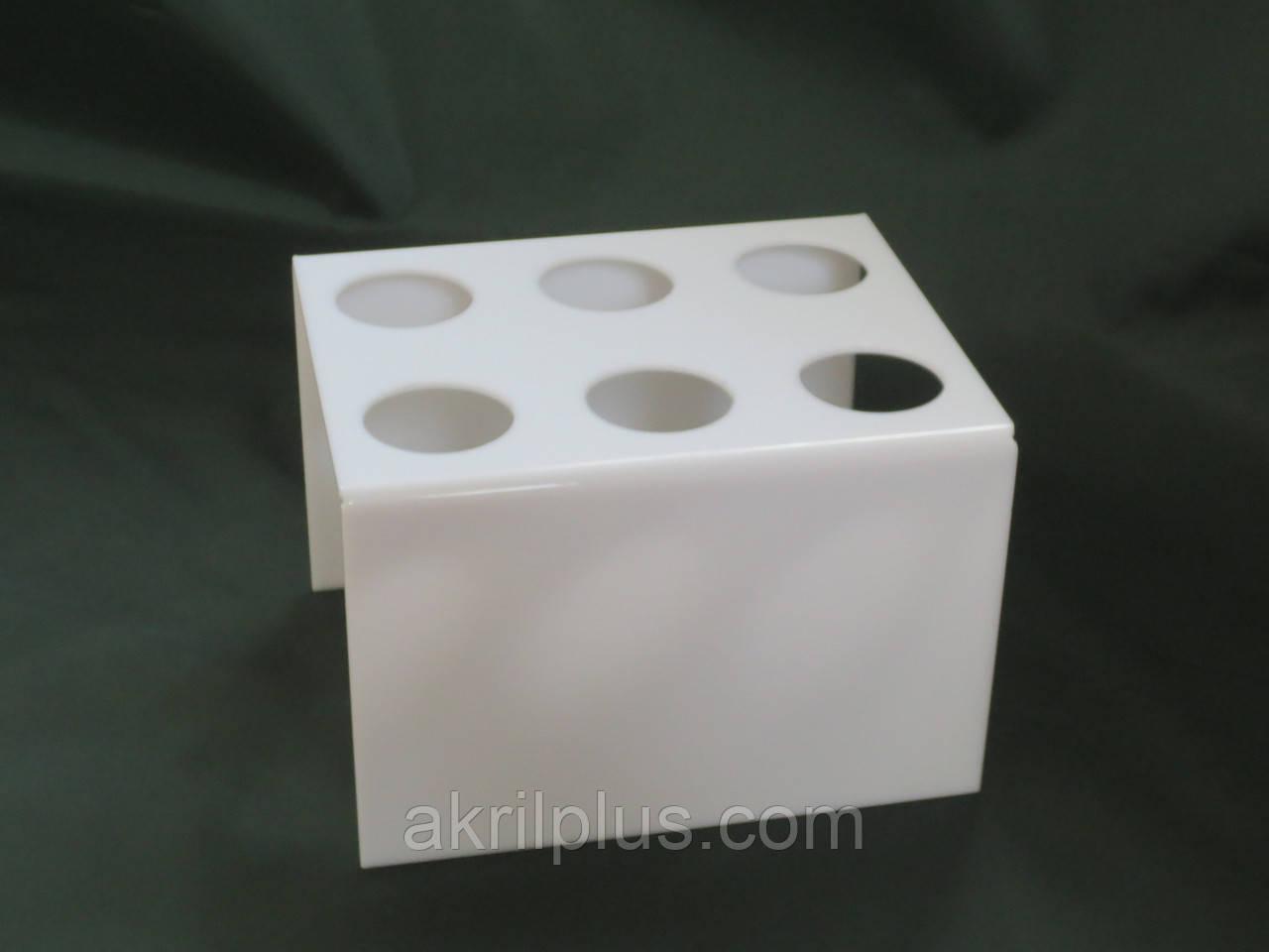 Подставка для мороженого на 6 вафельных рожков