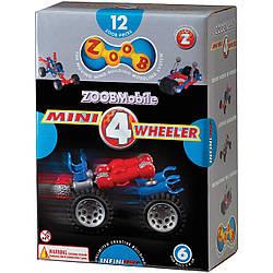 Конструктор Zoob Mini 4 Wheeler (0Z12050)