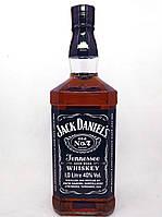 """Віскі Jack daniel's old No7 """" 1l, фото 1"""
