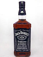 """Віскі Jack daniel's old No7 """" 1l"""